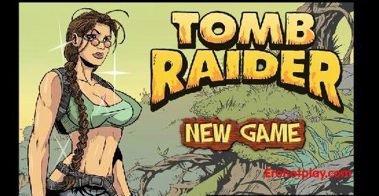 Порно игра по кинофильму- Лара Крофт - расхитительница гробниц, он же Tomb  ...