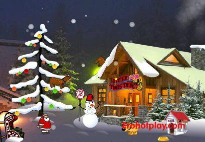 Плохой Санта - рождественская история для взрослых