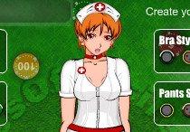 Блек Джек с красивой медсестрой