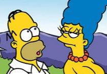 Эротическая игра с Симпсонами