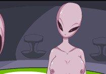 Инопланетяне ставят секс эксперименты