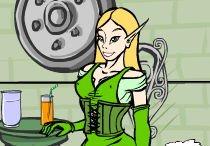 Сказочные персонажи хотят пьянствовать и трахаться
