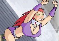 Супергерои в стране секса