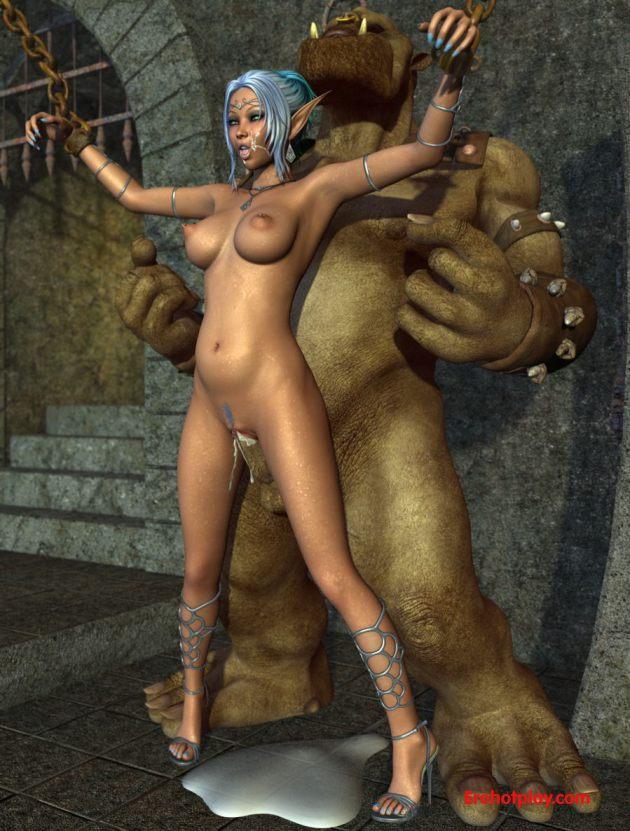 фото секс эльфиек