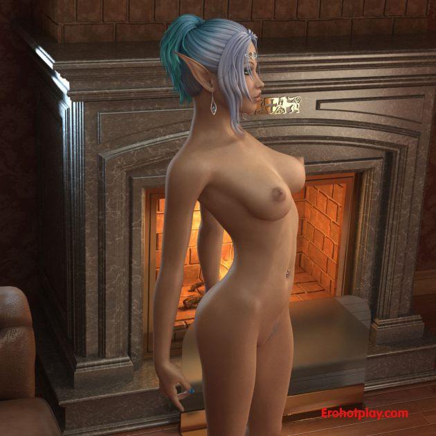 порно эльфы 3д картинки