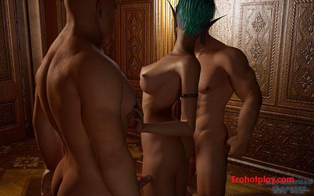 Порно картинки с девушками-эльфами - эльфийками