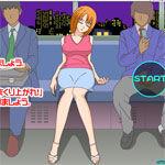 Трахни девушку в метро