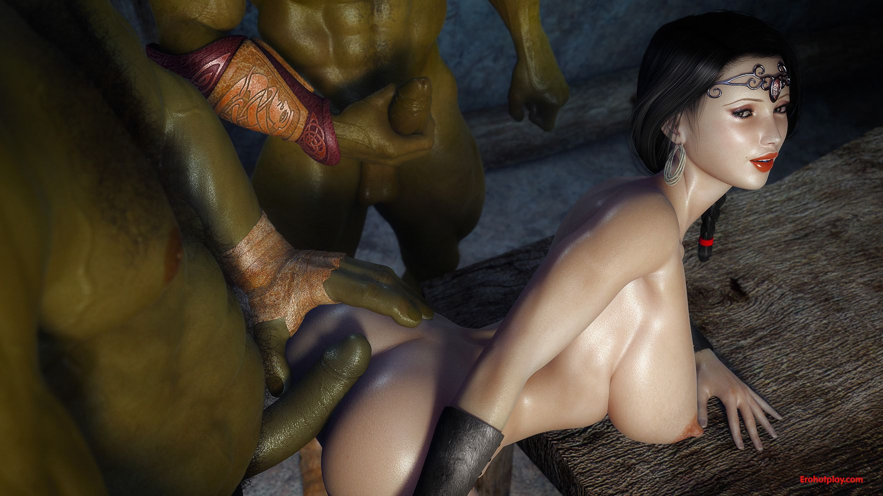 Orcs sex videos exposed video