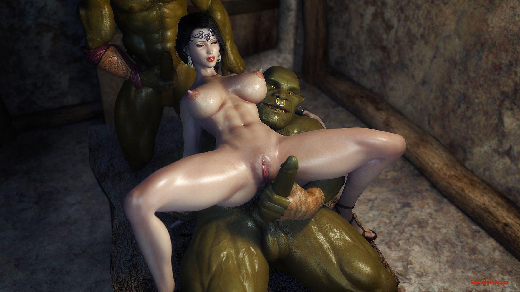 Xxx orc pics erotic film
