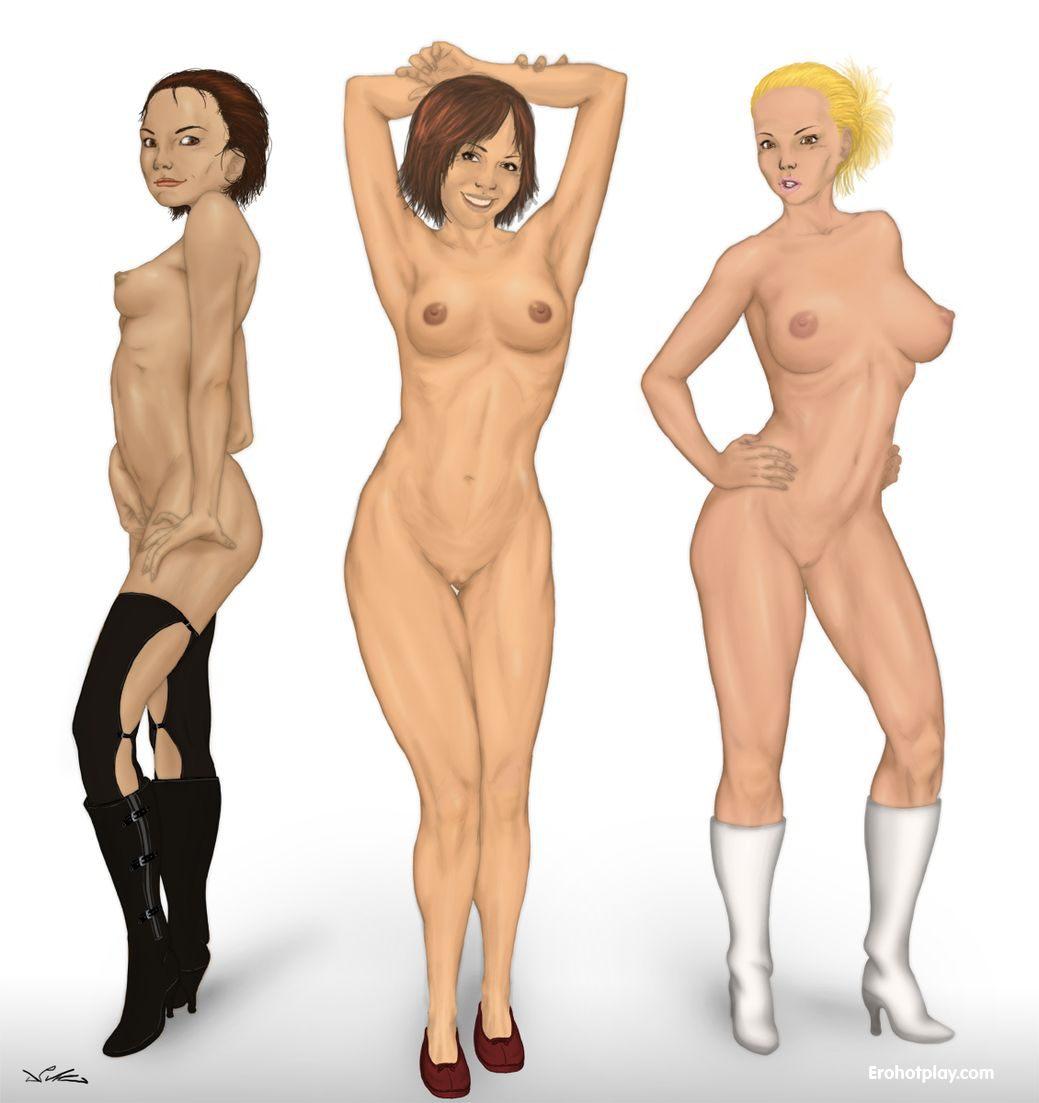 Подборка порно арта на тему игры Fallout » Erohotplay.com ...