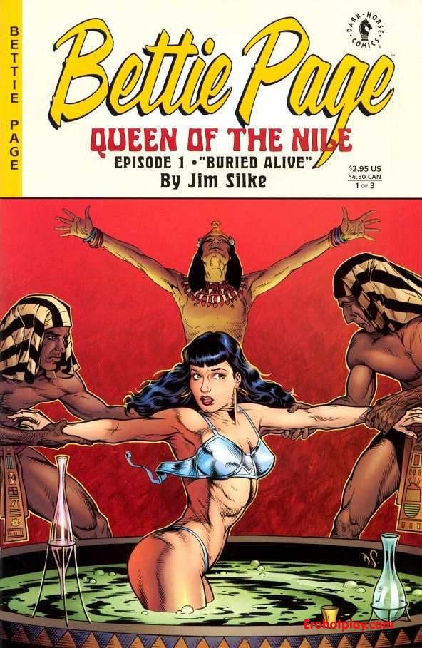 Эротический комикс Принцесса Нила