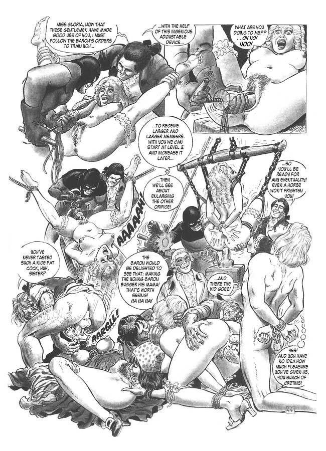 порно рассказы про графиню