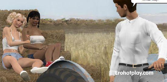 Четвертая, заключительная часть истории Дочки фермера