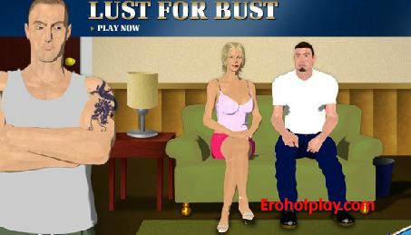 Lust for bust - поглазей на сиськи подруги исподтишка