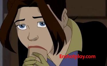 Порно мультфильм Люди Икс (X-men)