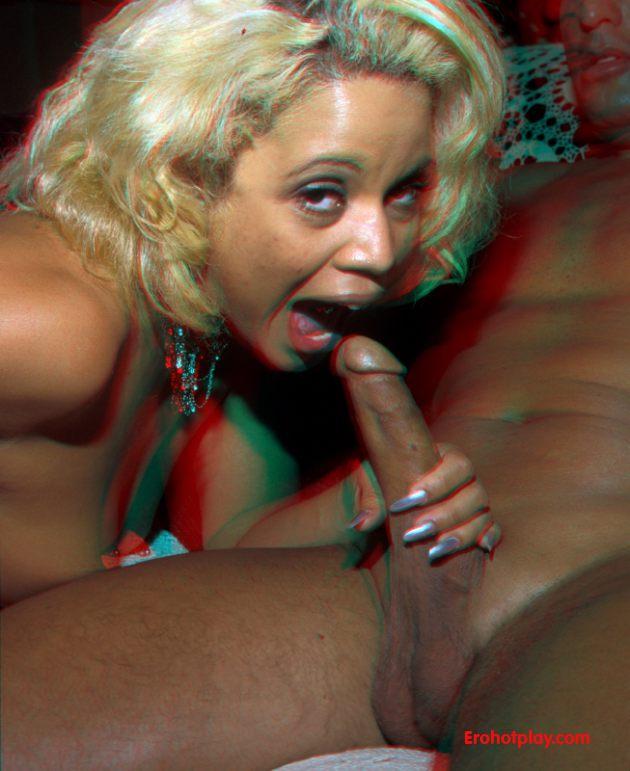 Порно фотки в стандарте анаглиф