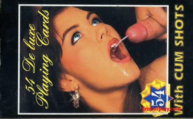 Порно карты 90-х годов с камшотами и оральным сексом