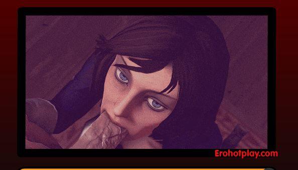 Порно мультик Биошок Инфинити (Bioshock Infinite)