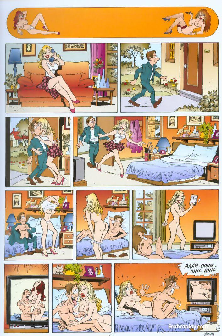 Порно фото мардж
