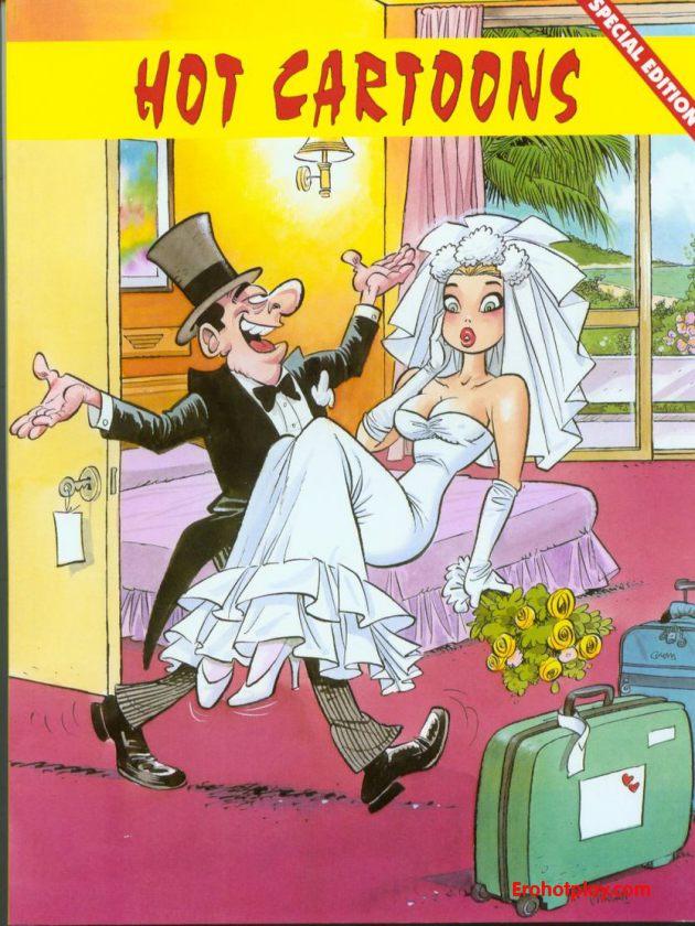 Эротический и секс юмор - горячие нарисованные картинки (Hot Cartoons)