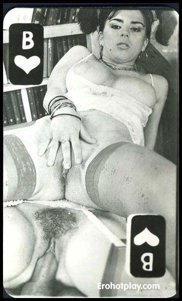 Порно карты gt группа поклонников ретро порно