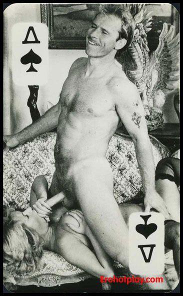 Ретро порнографические открытки