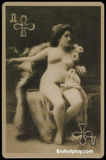 Эротические ретро карты начала 20 века