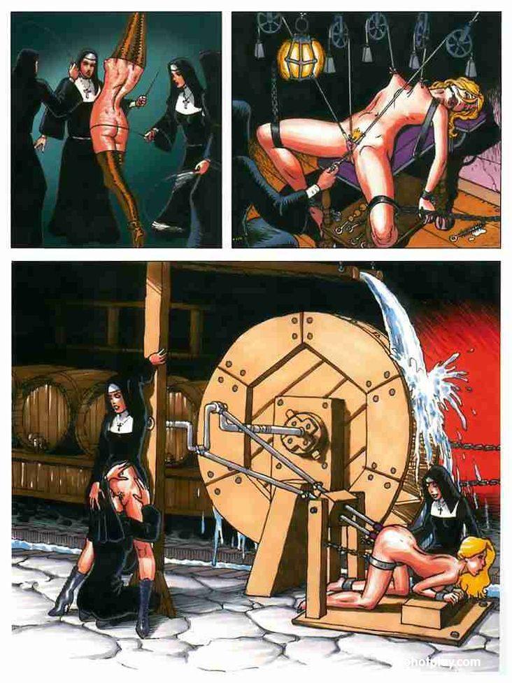 Порно инквизиция фото