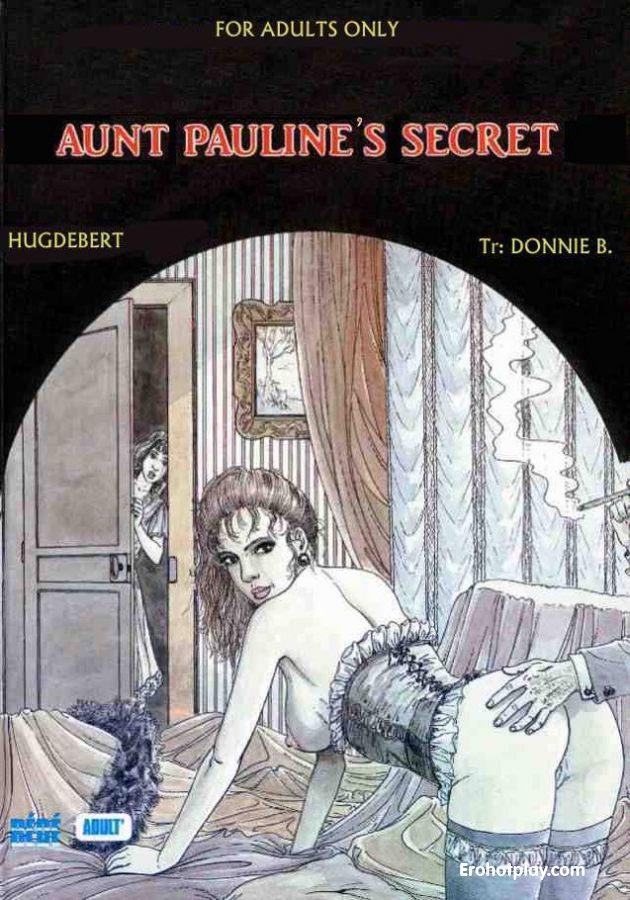 Порно комикс о сексе в 19 веке Секрет Паулины