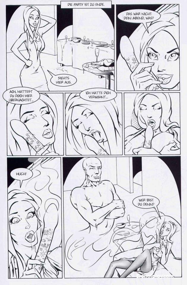 долли порно комикс