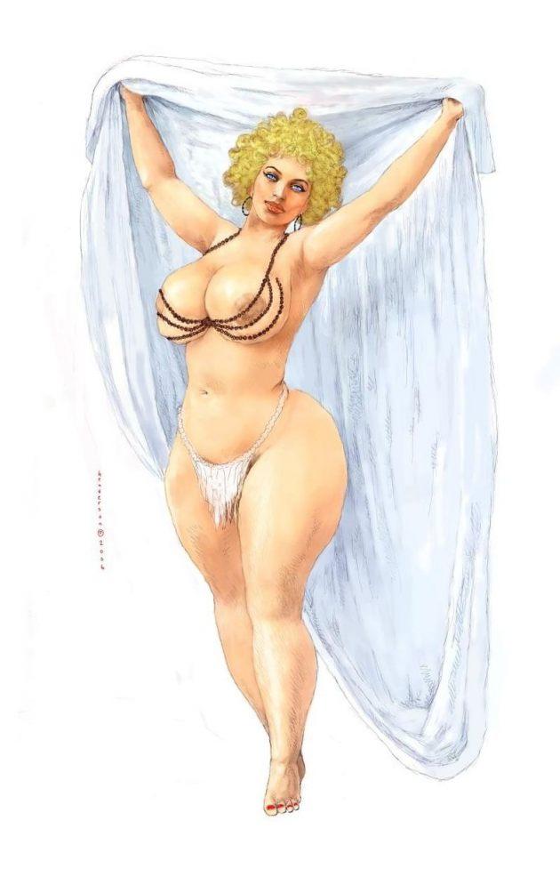 Рисованный половой акт онлайн 3