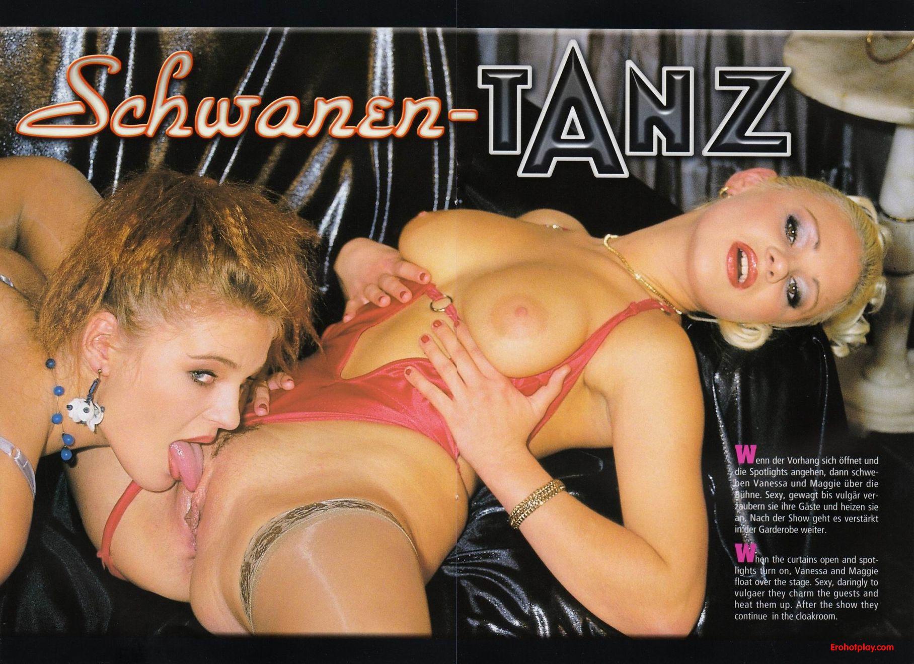 германские порно журналы